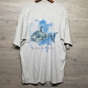 Vintage 1996 Great White T Shirt. AMAZING! Perfect